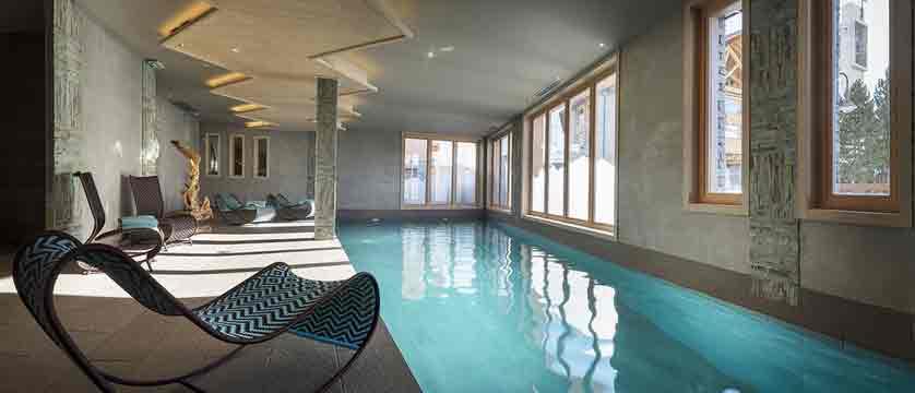 Hotel Le Taos - Indoor pool